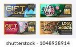 flyer design business and...   Shutterstock .eps vector #1048938914