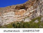 montezuma castle national... | Shutterstock . vector #1048953749