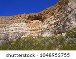 montezuma castle national... | Shutterstock . vector #1048953755