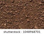texture of coffee grounds   Shutterstock . vector #1048968701