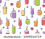 colorful vector background of... | Shutterstock .eps vector #1049016719