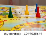 board games for the home.... | Shutterstock . vector #1049035649