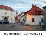 znojmo  czech republic  ... | Shutterstock . vector #1049046251