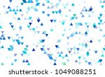 light blue  red vector polygon... | Shutterstock .eps vector #1049088251