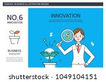 business situation illustration | Shutterstock .eps vector #1049104151