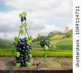A Glass A Bottle Wine - Fine Art prints