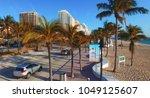 fort lauderdale   february 25 ...   Shutterstock . vector #1049125607