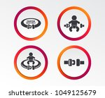 fasten seat belt icons. child... | Shutterstock .eps vector #1049125679