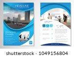 template vector design for... | Shutterstock .eps vector #1049156804