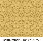 seamless modern vector... | Shutterstock .eps vector #1049214299
