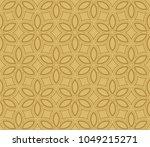seamless modern vector... | Shutterstock .eps vector #1049215271