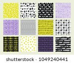 collections of design elements. ... | Shutterstock .eps vector #1049240441