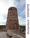 Watch Tower At Grand Canyon In...