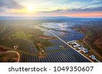 Solar Photovoltaic Panels Unde...