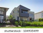 modern two story australian...   Shutterstock . vector #104935499