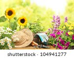 Outdoor Gardening Tools And...