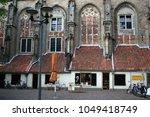 netherlands overijssel deventer ... | Shutterstock . vector #1049418749