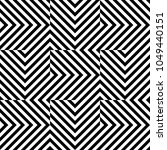 seamless pattern with striped... | Shutterstock .eps vector #1049440151