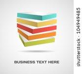 abstract design concept | Shutterstock .eps vector #104949485