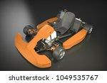 karting. race car for kids. 3d...   Shutterstock . vector #1049535767