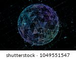concept of network  internet... | Shutterstock . vector #1049551547