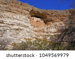 montezuma castle national... | Shutterstock . vector #1049569979