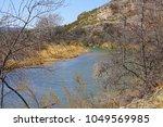 montezuma castle national... | Shutterstock . vector #1049569985