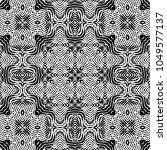 engraving endless abstract... | Shutterstock .eps vector #1049577137