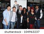 american idol contestants at... | Shutterstock . vector #104963237