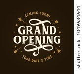 Grand Opening Template  Banner...