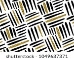 vector seamless pattern with... | Shutterstock .eps vector #1049637371