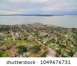 bayfield wisconsin and lake... | Shutterstock . vector #1049676731