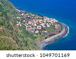 jardim do mar on madeira island ...   Shutterstock . vector #1049701169