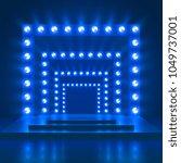 show show casino vector...   Shutterstock .eps vector #1049737001