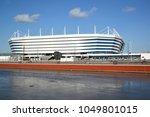 kaliningrad  russia   march 16  ... | Shutterstock . vector #1049801015