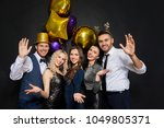 celebration  people and... | Shutterstock . vector #1049805371