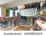 interior of a new luxury... | Shutterstock . vector #1049893319