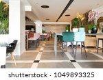 interior of a new luxury... | Shutterstock . vector #1049893325