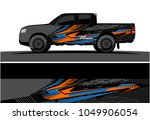 truck  car and vehicle racing... | Shutterstock .eps vector #1049906054