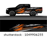 truck  car and vehicle racing... | Shutterstock .eps vector #1049906255