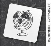 icon idea art   Shutterstock .eps vector #1049925284