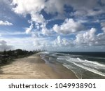 beautiful clouds over beaches... | Shutterstock . vector #1049938901