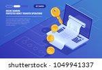 online banking  internet... | Shutterstock .eps vector #1049941337