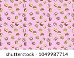 wrapping paper. raster... | Shutterstock . vector #1049987714