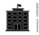 university building icon | Shutterstock .eps vector #1050018839