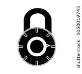 security icon   safe lock icon  ... | Shutterstock .eps vector #1050019745