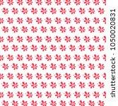 flower background texture... | Shutterstock .eps vector #1050020831