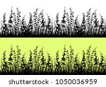 line seamless landscape with...   Shutterstock . vector #1050036959