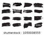 hand drawn scribble symbols... | Shutterstock .eps vector #1050038555