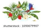 template of poster  banner ... | Shutterstock .eps vector #1050079907